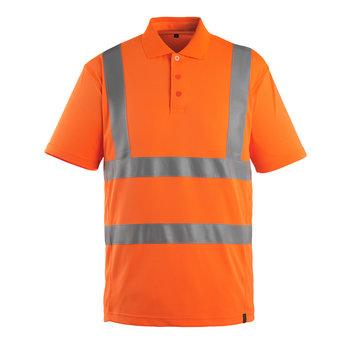Warnschutz Polo-Shirts